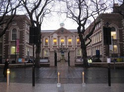 The Bluecoat Arts Centre