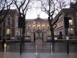 The Bluecoat Arts Centre