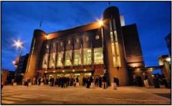 The Liverpool Philharmonic Hall