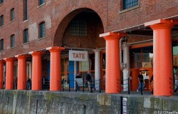 The Tate Liverpool Gallery